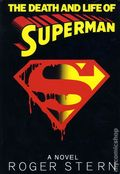 Death and Life of Superman HC (1993 Bantam Books Novel) 1-1ST