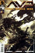 Aliens vs. Predator Three World War (2009 Dark Horse) 4
