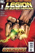 Legion of Super-Heroes (2010 6th Series) 1A