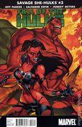 Savage She-Hulks (2010 Marvel) 3A