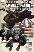 Captain America Black Panther Flags of Our Fathers (2010) 2