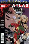 Atlas (2010 Marvel) 1A