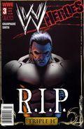 WWE Heroes (2010 Titan Comics) 3A