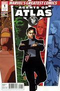 Agents of Atlas (2010 Marvels Greatest Comics) 1