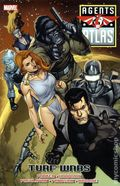 Agents of Atlas Turf Wars TPB (2010) 1-1ST