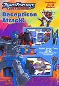 Transformers Armada Decepticon Attack GN (2003) 1-1ST