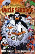 Uncle Scrooge The Hunt for Old Number One TPB (2010) 1-1ST