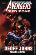 Avengers Red Zone HC (2010 Marvel) Premiere Edition 1-1ST