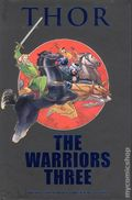 Thor The Warriors Three HC (2010) 1-1ST