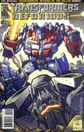 Transformers Nefarious (2010 IDW) 2B