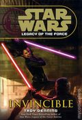 Star Wars Legacy of the Force Invincible HC (2008 Novel) 1B-1ST