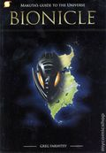Bionicle Makuta's Guide to the Universe SC (2010 Papercutz) 1-1ST