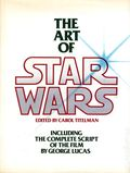 Art of Star Wars HC (1979-1983 Episodes IV-VI 1st Edition) 1-1ST