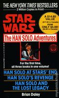 Star Wars The Han Solo Adventures PB (1992 Del Rey Novel) 1-1ST