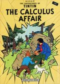 Adventures of Tintin The Calculus Affair GN (1976) 1-1ST