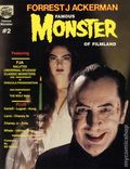 Famous Monsters of Filmland SC (1986-1991 Hollywood) Forrest J. Ackerman 2-REP