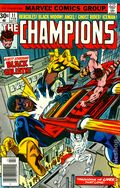 Champions (1975 Marvel) Mark Jewelers 11MJ