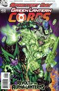 Green Lantern Corps (2006) 49A