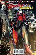 Joker's Asylum Harley Quinn (2010) 1