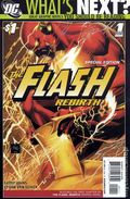 Flash Rebirth (2010 DC) What's Next 1