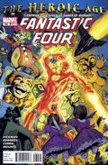 Fantastic Four (1998 3rd Series) 580