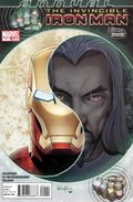 Invincible Iron Man (2008- ) Annual 1A