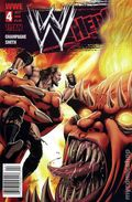 WWE Heroes (2010 Titan Comics) 4A