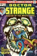 Doctor Strange (1974 2nd Series) Mark Jewelers 4MJ