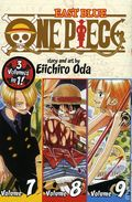 One Piece TPB (2009 East Blue 3-in-1 Volume) 3-1ST