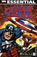 Essential Captain America TPB (2001- Marvel) 1st Edition 5-1ST
