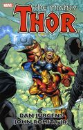 Thor TPB (2009-2010 2nd Series Collections) By Dan Jurgens and John Romita, Jr. 3-1ST