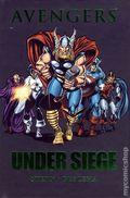 Avengers Under Siege HC (2010 Marvel) 1-1ST