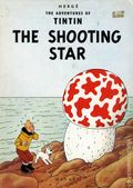 Adventures of Tintin The Shooting Star GN (1978 Magnet) 1-REP