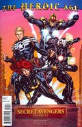 Secret Avengers (2010 Marvel) 1st Series 1D