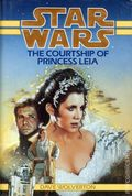 Star Wars The Courtship of Princess Leia HC (1994 Bantam Novel) 1A-1ST