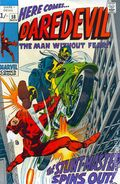 Daredevil (1964 1st Series) UK Edition 58UK
