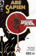 Abe Sapien Abyssal Plain (2010 Dark Horse) 2