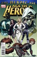 Age of Heroes (2010 Marvel) 3