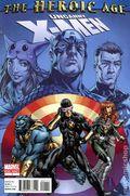 Uncanny X-Men Heroic Age (2010) 1A