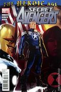 Secret Avengers (2010 Marvel) 1st Series 3A