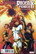 X-Men Phoenix Force Handbook (2010) 0
