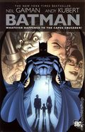 Batman Whatever Happened to the Caped Crusader? TPB (2010 DC) 1-1ST