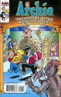 Archie The Mystery Of The Museum Sleep-in (2008) 0