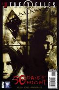 X-Files 30 Days of Night (2010 DC/IDW) 1A