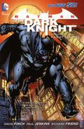 Batman The Dark Knight HC (2012-2014 DC Comics The New 52) 1-1ST