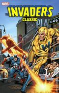 Invaders Classic TPB (2007-2010 Marvel) 4-1ST