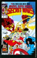 Marvel Super Heroes Secret Wars (2009 Hasbro AF Insert) 9