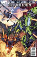 Transformers Nefarious (2010 IDW) 4B