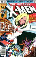 Uncanny X-Men (1963 1st Series) Mark Jewelers 131MJ