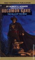 Solomon Kane PB (1978-1979 Bantam Novel Series) 2-1ST